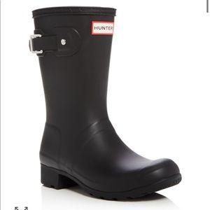 Hunter Tour Packable Short Rain Boots